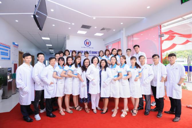 Phòng khám Quốc tế Quang Thanh thông báo tuyển dụng