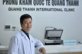 Bác sĩ Lê Hoàng Xuân Thắng