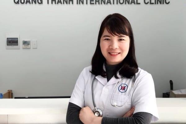 Bác sĩ Nguyễn Thị Toan