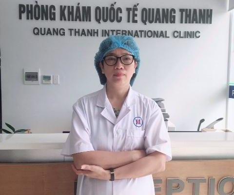 BSCK II Trần Kim Oanh – Bệnh viện Nội tiết trung ương