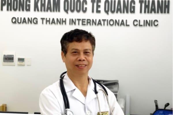 Bác sĩ Nguyễn Văn Sơn