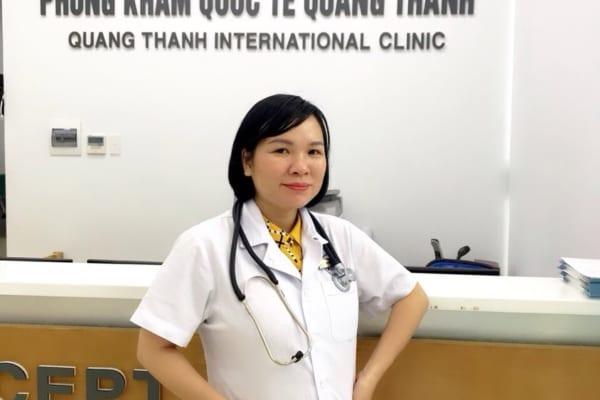 Bác sĩ Đỗ Hồng Trang