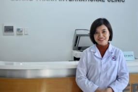 Dược sĩ Bùi Thị Huyền Trang