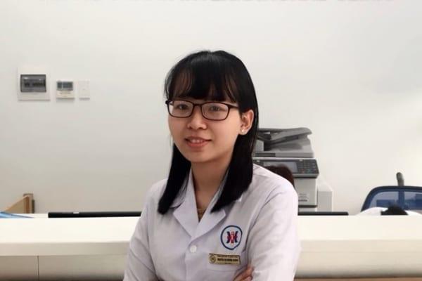 Dược sĩ Đỗ Thị Kiều Anh
